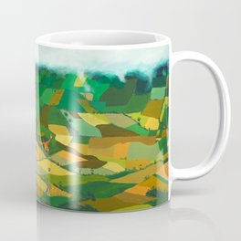 Wait me into your quilty cover.. Coffee Mug
