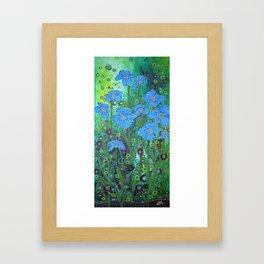 Himalayan Poppies Framed Art Print