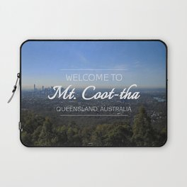 Mt. Coot-tha, Brisbane, Australia Laptop Sleeve