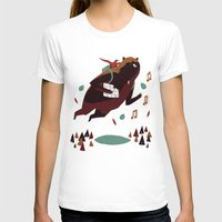 banjo T-shirts featuring banjo-kazooie by Louis Roskosch