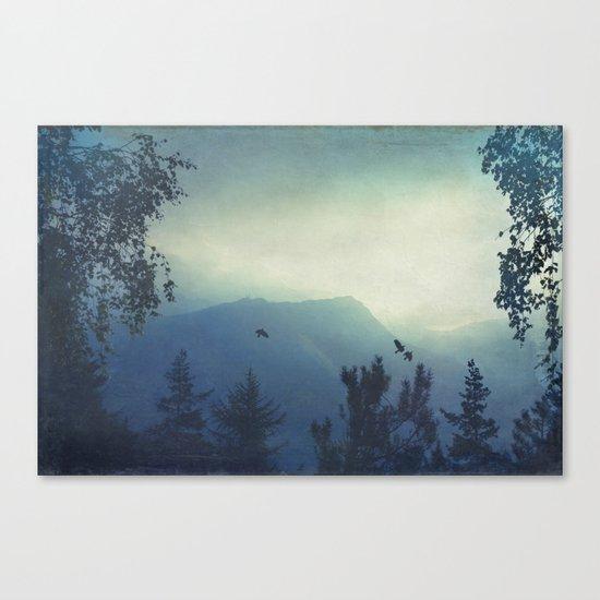 7 AM Canvas Print