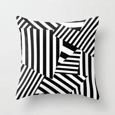 Razzle Dazzle I Throw Pillow