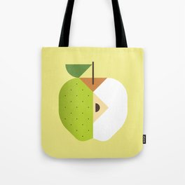 Fruit: Apple Golden Delicious Tote Bag