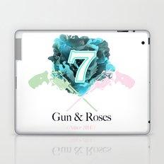 Gun & Roses Laptop & iPad Skin