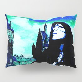 Luna and The Lady of The Lost Arts Pillow Sham