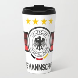 Germany Football team - Die Mannschaft Travel Mug