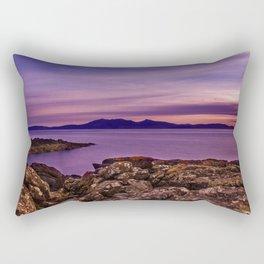 West Coast Goodnight Rectangular Pillow