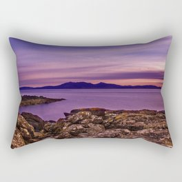 West Coast Goodnight Rectangular Pillow