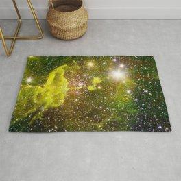 Spider Nebula II Constellation Auriga Rug