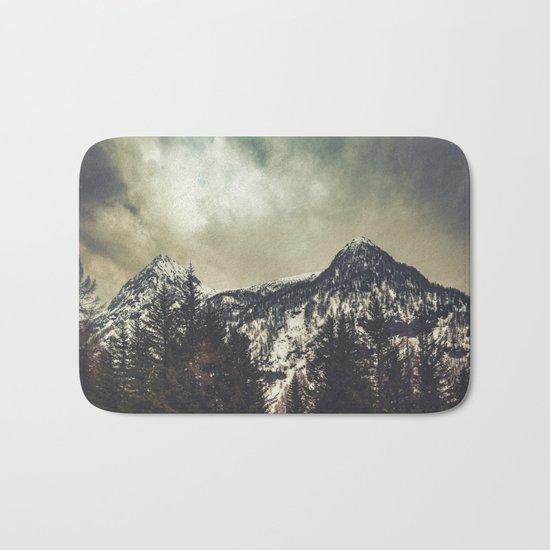 Alpine Twin Peaks Bath Mat