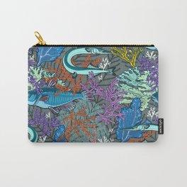 aquarium life Carry-All Pouch