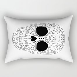 Oldskull Rectangular Pillow
