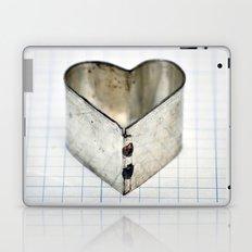 Tin Heart Laptop & iPad Skin