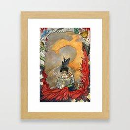 Harry Potter and the Half-Blood Prince Framed Art Print