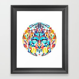 Adore Everything Framed Art Print
