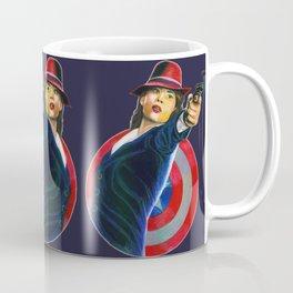 Peggy Carter Coffee Mug