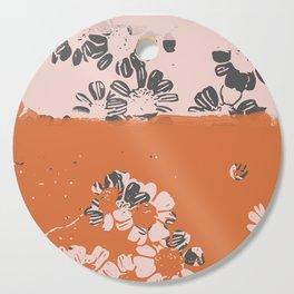 makenzie: ditsy florals Cutting Board