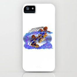 Tagger iPhone Case