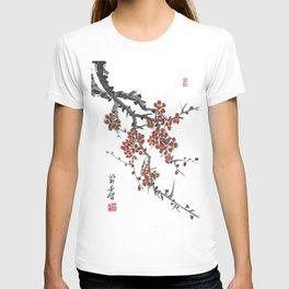 Cherry Blossom Two T-shirt