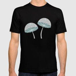 Romantic mushrooms T-shirt