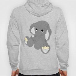 Stuffed Elephant Hoody