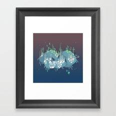1013_4 Framed Art Print