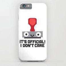 Nopetarized Slim Case iPhone 6s