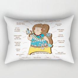 The Termumnator Rectangular Pillow