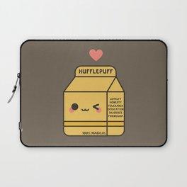 Kawaii Hufflepuff Laptop Sleeve