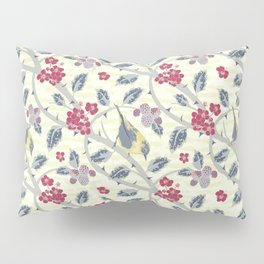 Robin in the Briars Pillow Sham