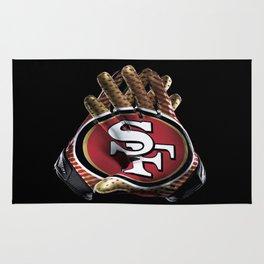 San Francisco Gloves Rug