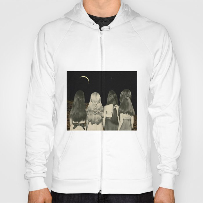 Seance For The Four Corners Of The Earth Hoody By Michellemeged