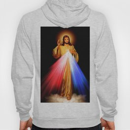 Jesus Divine Mercy I trust in you Religion Religious Catholic Christmas Gift Hoody