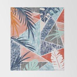 Tropicalia Throw Blanket