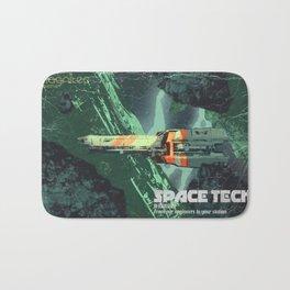 space Tech Bi-Monthley Bath Mat