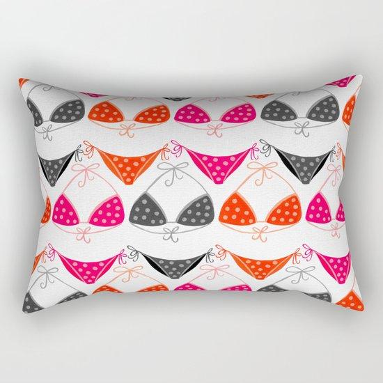 Bikini Collection #1 Rectangular Pillow
