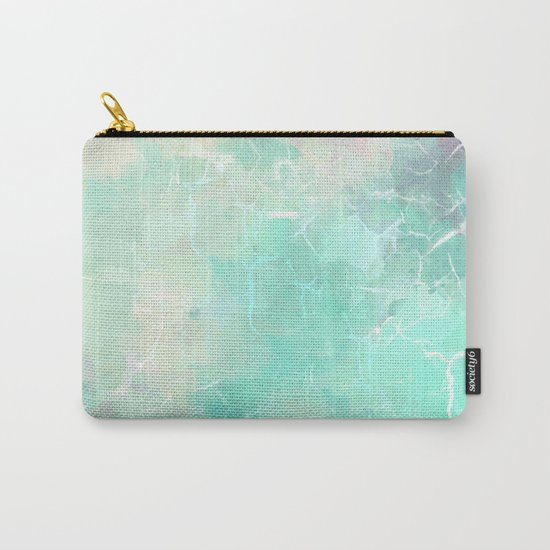 Marble #society6 Carry-All Pouch