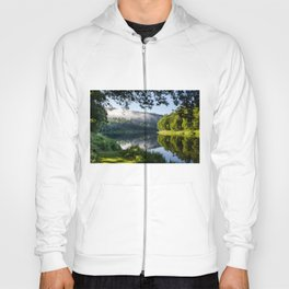 The River's Reflection Hoody