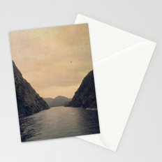 mountains VIII Stationery Cards