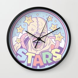 S.T.A.R.S Wall Clock