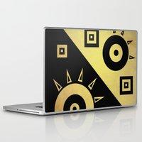 sunshine Laptop & iPad Skins featuring sunshine by simay