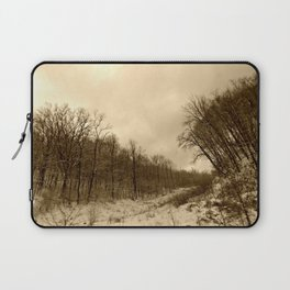 Parting Ways Laptop Sleeve