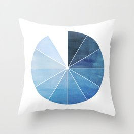 Continuum Throw Pillow