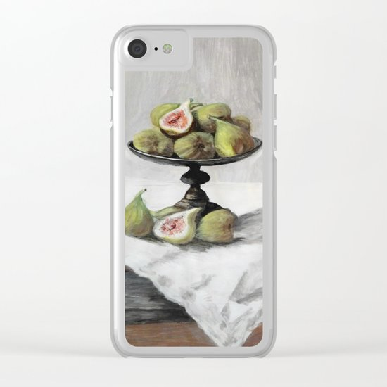 FIGS Clear iPhone Case