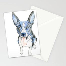 Gracie Face Stationery Cards