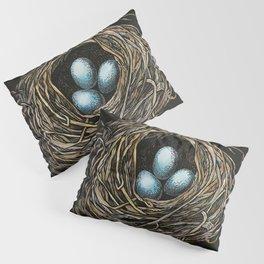 Robin's Nest Pillow Sham