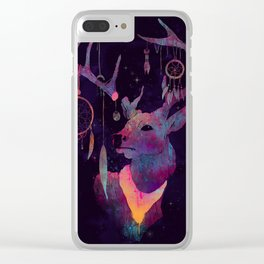 Tainted Dream Clear iPhone Case
