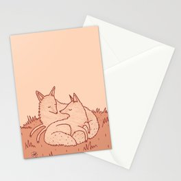 Hitched Stationery Cards