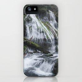 Panther Creek Falls, WA iPhone Case