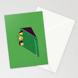 Hill race Stationery Cards